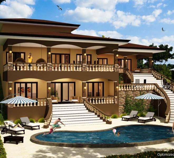 Costa Rica Homes for Sale | Semi-Detached Home | Casa Utopia