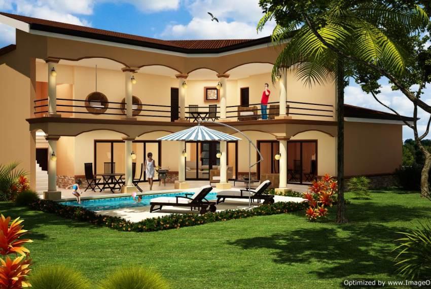 Catalina starter home in Costa Rica