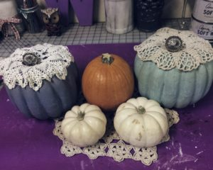 5 Batty (But True) Things About Pumpkins and Lace