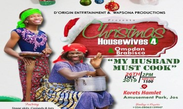 Christmas Housewives 4