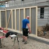 Start Wandaufstellung - Fink Garage Berlin