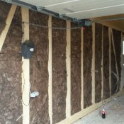 Fink Garage Weilerbach - Innendämmung Elekto-Paket