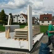 Fink Garage Dautphetal / Hessen - Materiallager