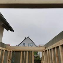 Fink Garage Dachsparen auflegen