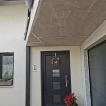 Fink Garage Vordach Verkleidung Unterseite