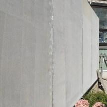 Fink Garage Seitenwand Trapezform