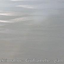 Fink Garage - Ryterna Sektionaltor Großlamelle glatt 3D Optik