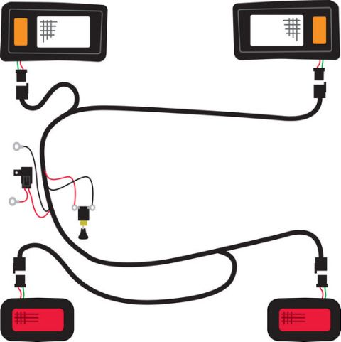 Golf Cart Turn Signal Switch Wiring Diagram Extras