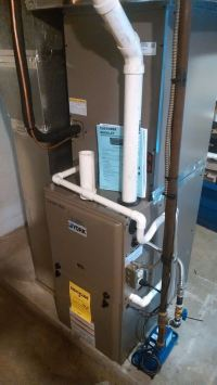 High Efficiency Gas Furnace Installation Pictures to Pin