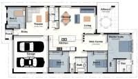 The New York  House Plan