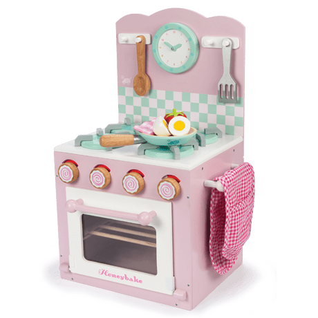 wooden kids kitchen lowes ceiling light fixtures le toy van finlee and me oven hob set