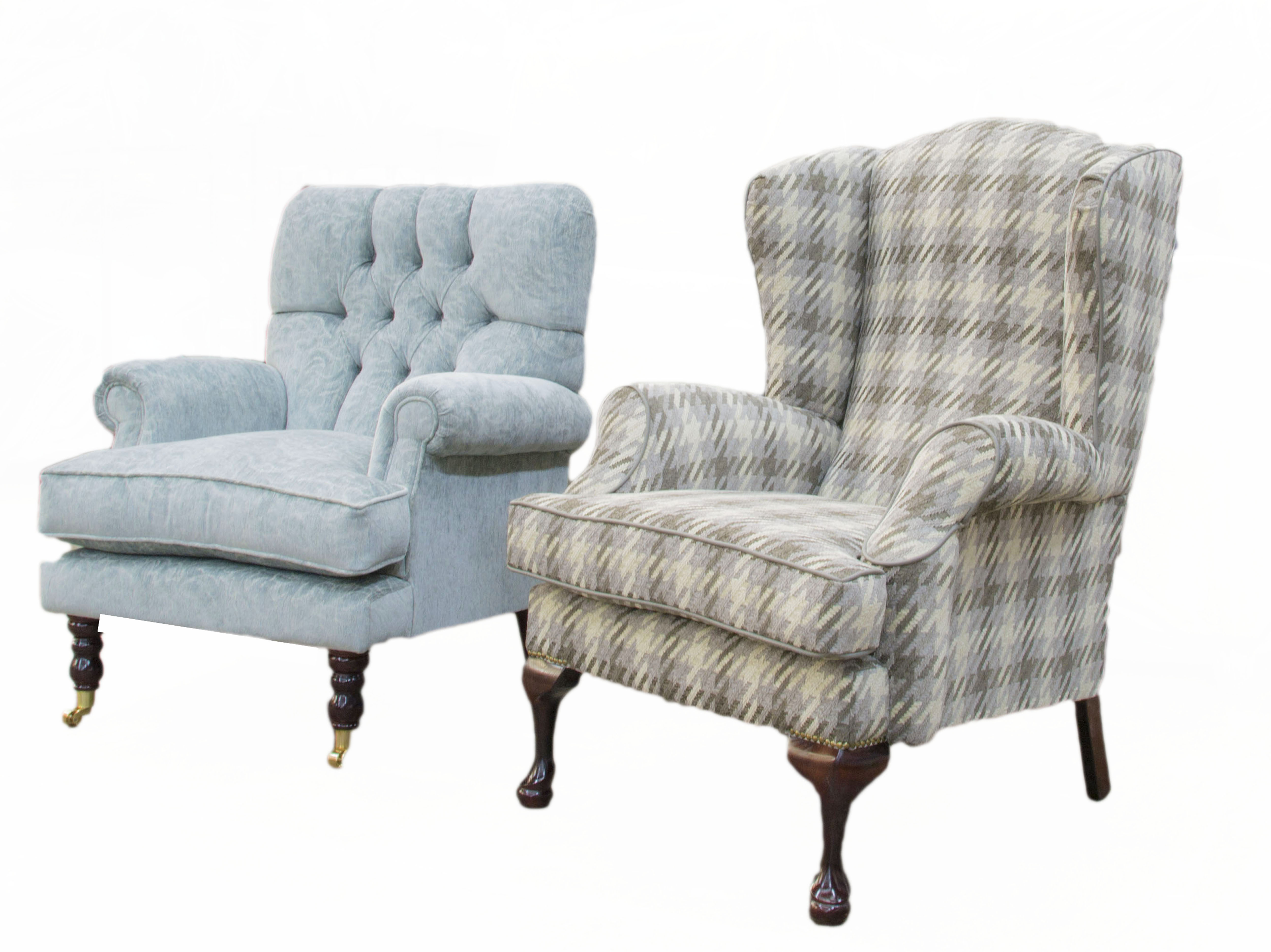 Queen anne sofas and chairs range finline furniture queen anne living room