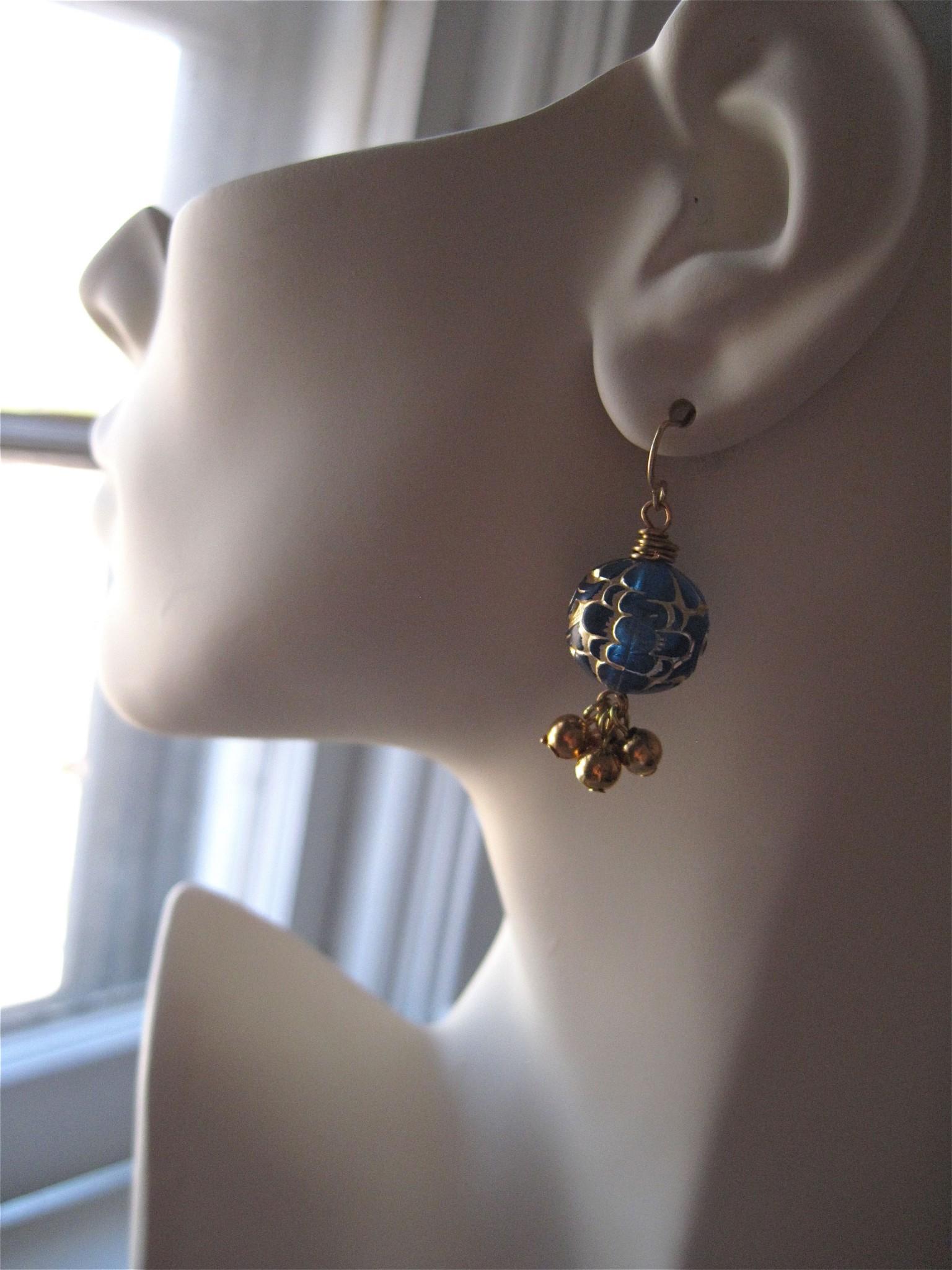 I Dream of India Earrings
