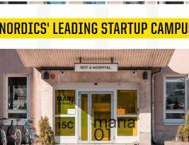 Maria01 – A Beacon for Nordic Startups