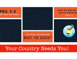 What the Quack is happening? It's time for a Hackathon…