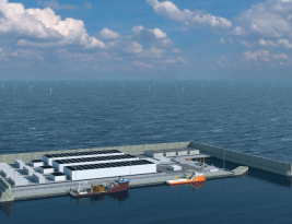 Wind for Green Transition in Denmark – A Power Solution