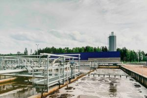 Wastewater to energy, fertilizers and water re-use