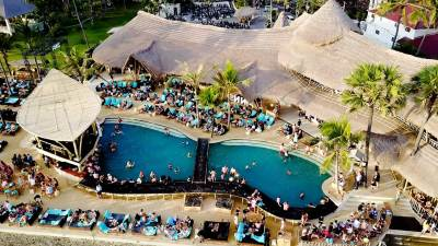 Welcome to Finns Beach Club Canggu - Bali