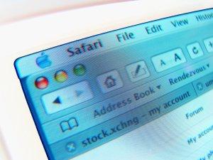Mac skjerm