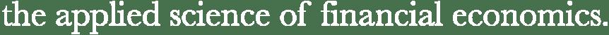 Slogan   Finology   Business, Economic Consulting & Strategic Analysis