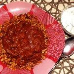 Ropogós, barna rizsfasírt