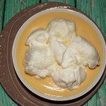 Vaníliás muffin citromkrémes koronával