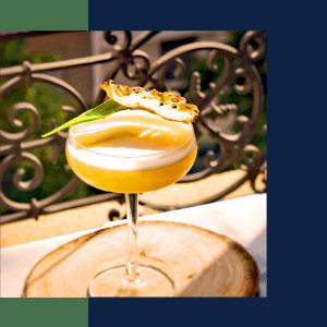 Bar a cocktail, cocktail ananas rhum sans alcool
