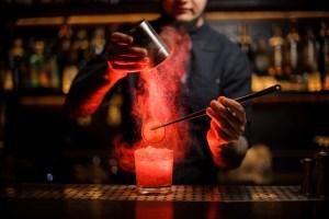 cocktail fin pallet evenement