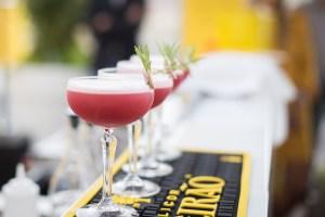 Les cocktails gastronomiques de fin pallet