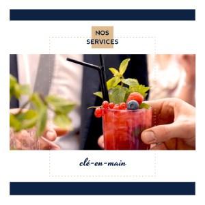 Livraison Cocktail Lyon Fin Pallet