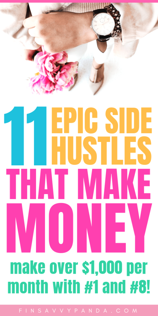 11 Things We've Done To Make Extra Money (How To Make An