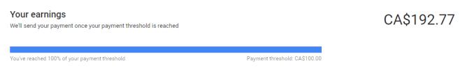 how to make money blogging - Google Adsense