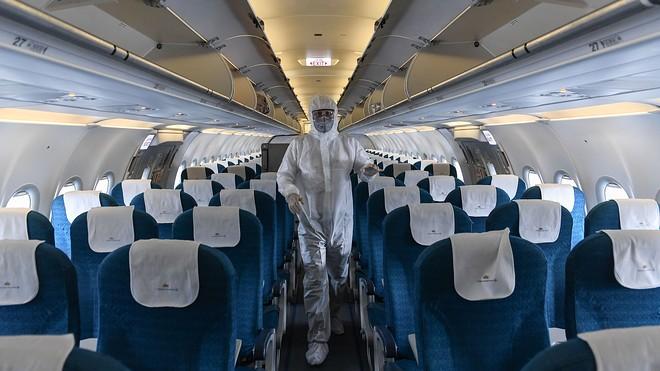 《新冠肺炎-六大慘業》航空業