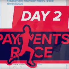 Payments Race IV: Day 2