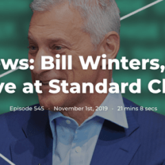 370. Interviews: Bill Winters, Group Chief Executive at Standard Chartered