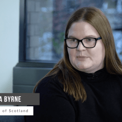 Angela Byrne, Royal Bank of Scotland on what onboarding means for SMEs