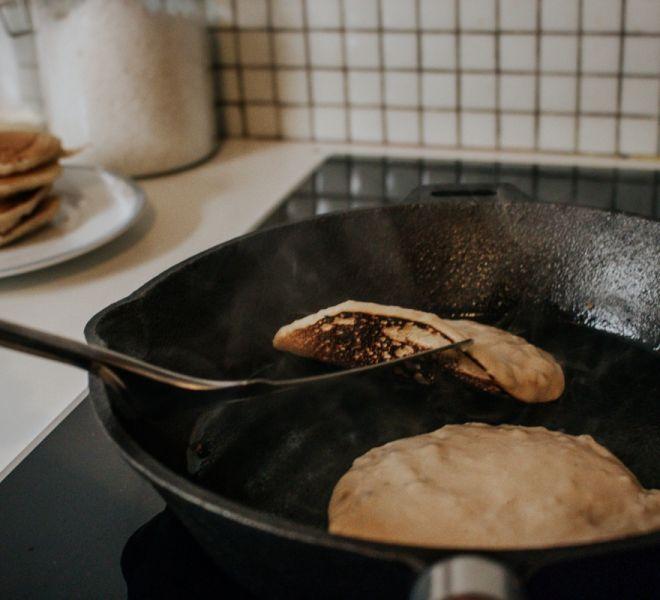 kako naredim palačinke brez jajca