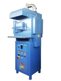 Cupellation assay furnace FIOA INTERNATIONAL