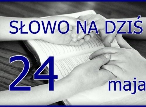 msza na żywo 24 maja 2020