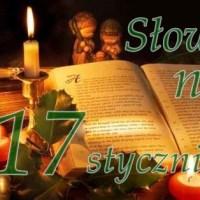 Słowo na 17 stycznia 2021. Ewangelia i komentarz oraz Msza Święta na żywo.