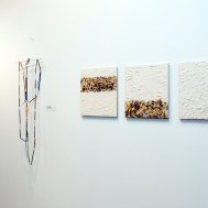 in-visible threads, Pataka Art+Museum