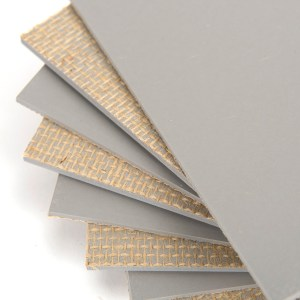 pile of grey lino blocks for printmaking