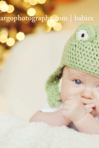 Baby D.   Gig Harbor Baby Photographer