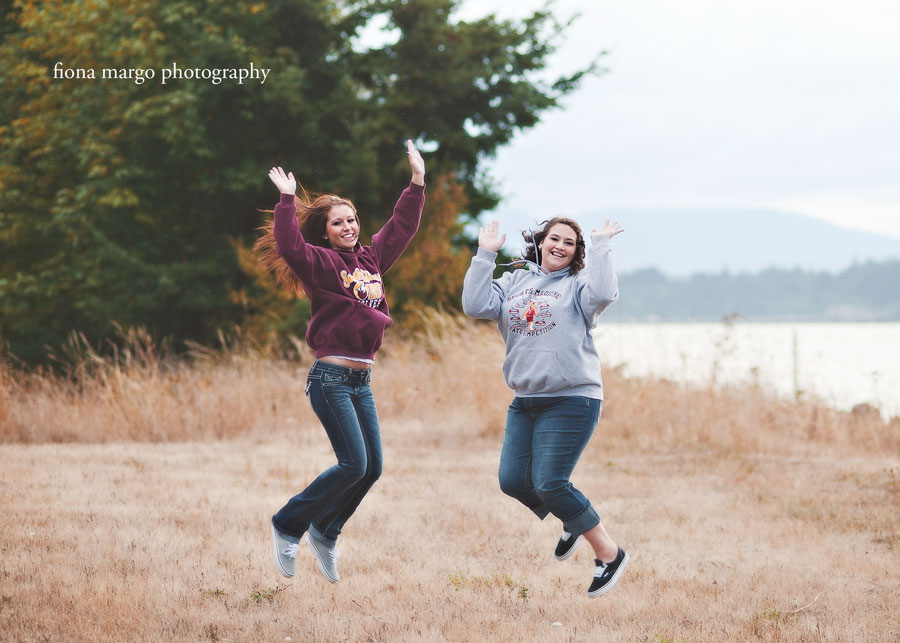 Bainbridge Island Senior Portrait Photographer