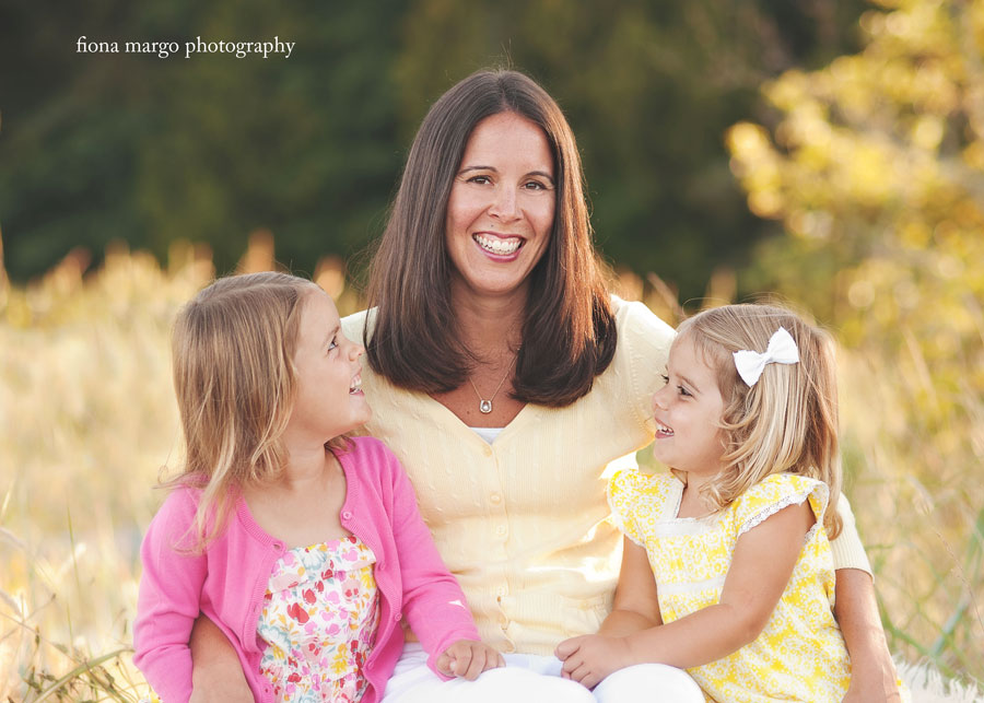 Bainbridge Island Family Portraits