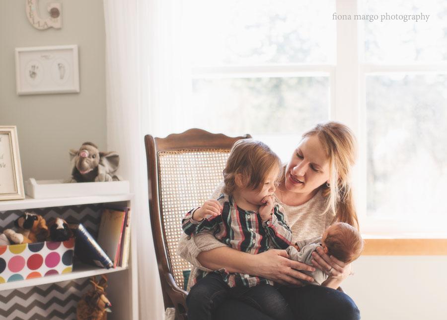 Poulsbo Newborn Photographer