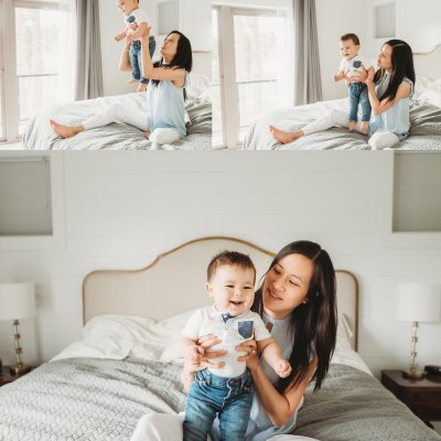In-home Family Photography | Seattle Baby Photographer