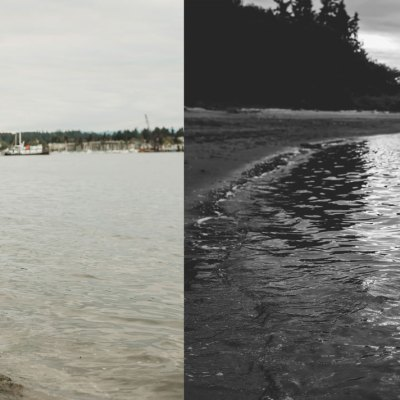 Kitsap County Beach | Bainbridge Island Family Photography