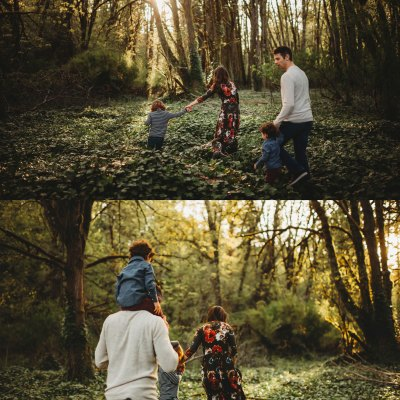 Magical location for this sweet family!