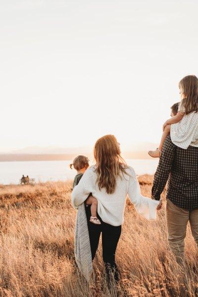 Seattle Area Family Photographer